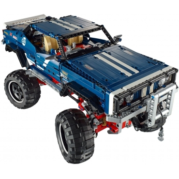 LEGO Technic, 4x4 Crawler Exclusive Edition, zestaw klocków, 41999