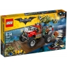 LEGO Batman Movie, Pojazd Killer Croca, zestaw klocków, 70907