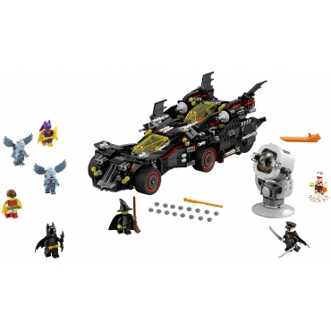 70917 Super Batmobil