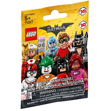 71017 Minifigurki Batman Film