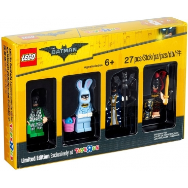 Kolekcja minifigurek Batman Film (TRU Exclusive)
