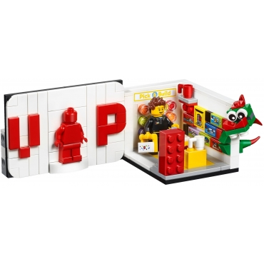 LEGO Seasonal, Exclusive VIP Set, zestaw klocków, 40178
