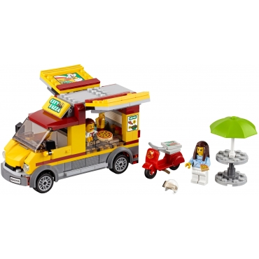 60150 Foodtruck z pizzą