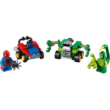 76071 Spider-Man kontra Skorpion